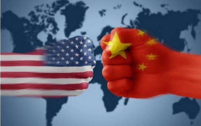中美贸易战--超越美国路上的插曲