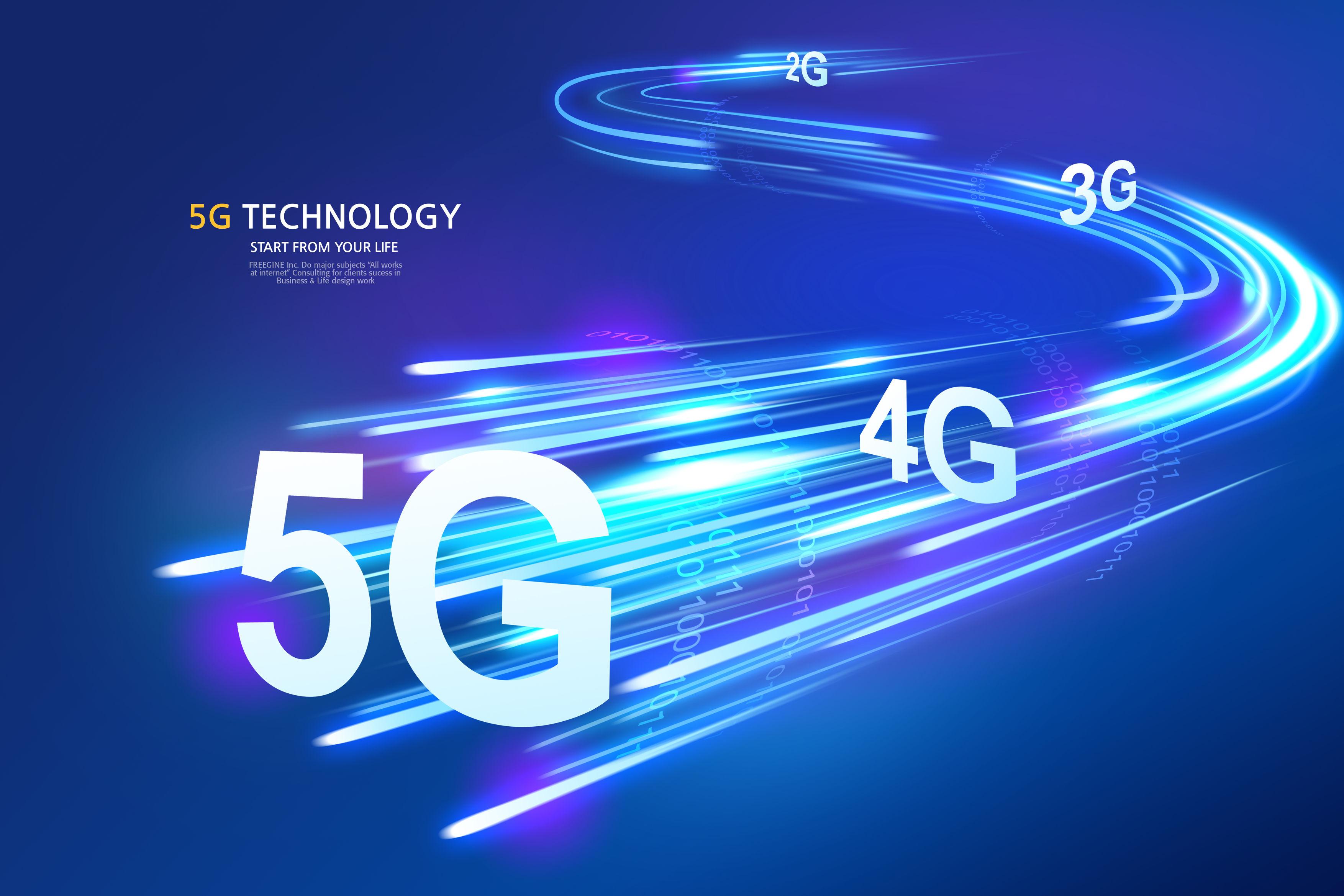 叩打门环的5G 毫不退让的未来