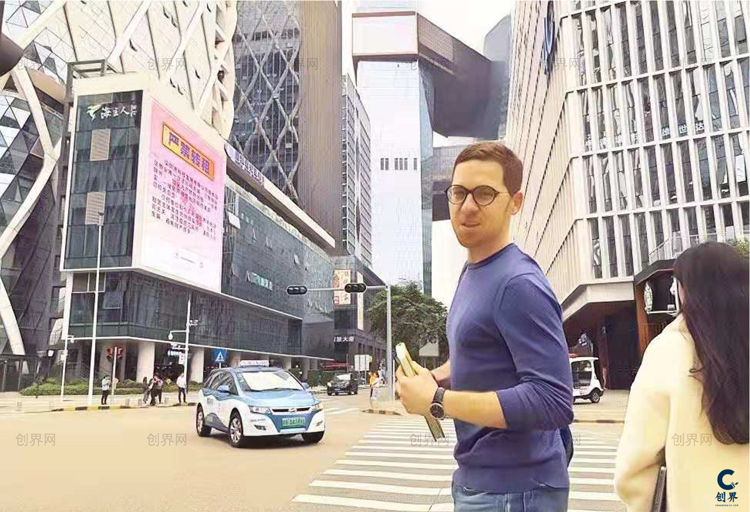 """""""在中国,从0到1最难"""",一个以色列人眼中的深圳创业"""