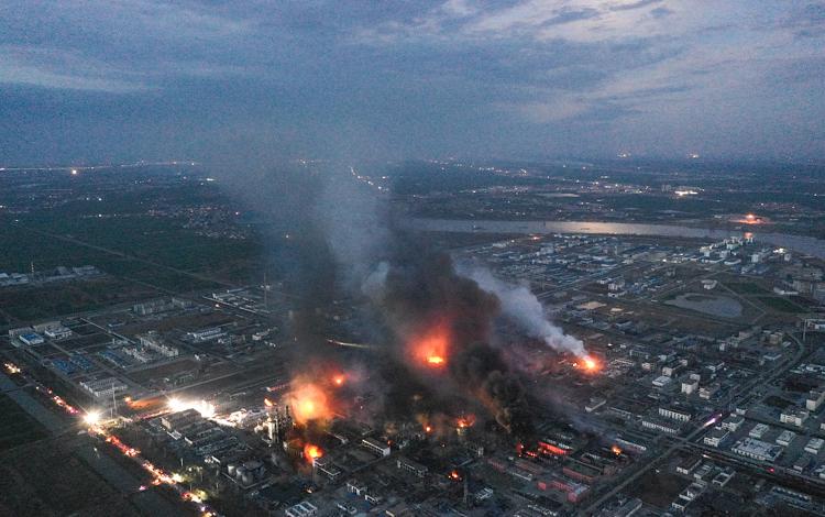 响水爆炸事故10天后,生产安全新规将实施