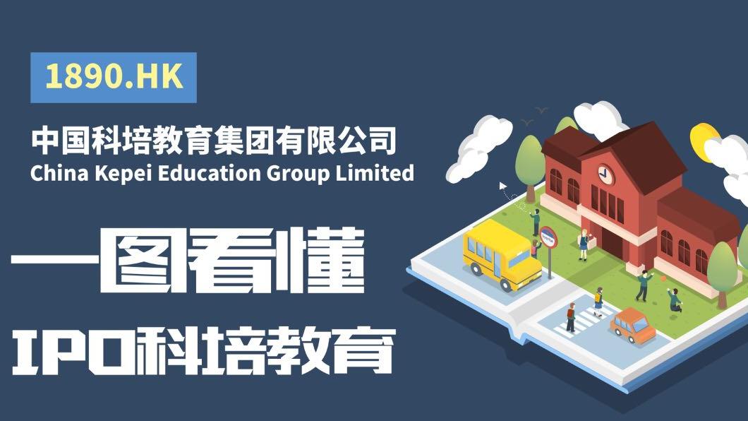 一图看懂科培教育(1890.HK)IPO