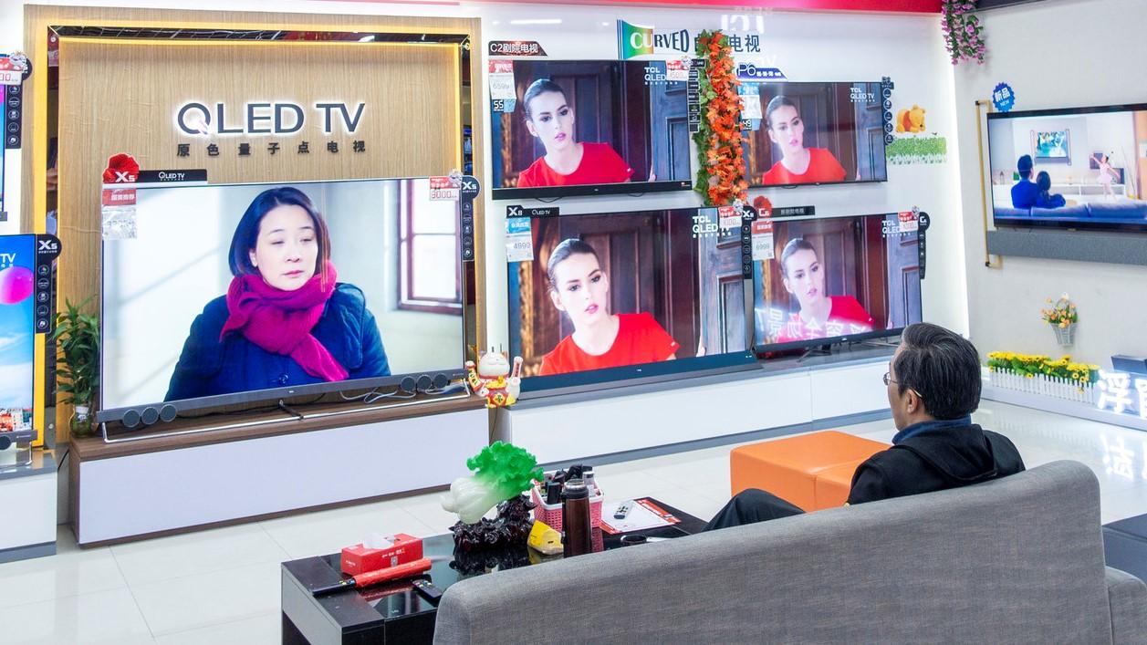 1000的电视才净赚几十元,有厂商将32英寸智能电视杀到700以下