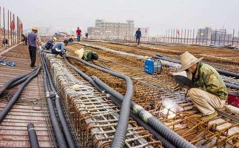 基础设施领域再获重大政策利好,基建板块午盘纷纷大涨