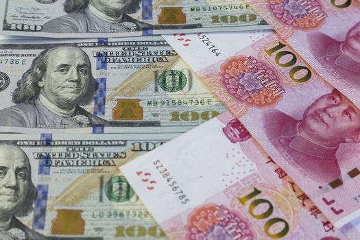 """人民币汇率再度冲击2年高点,离""""破7""""时刻还有多远?"""