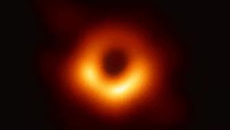 一张图,看不清的黑洞