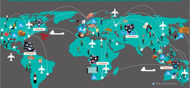 """天猫双11全球化最新数据出炉,速卖通带海外商家首次""""卖全球"""""""