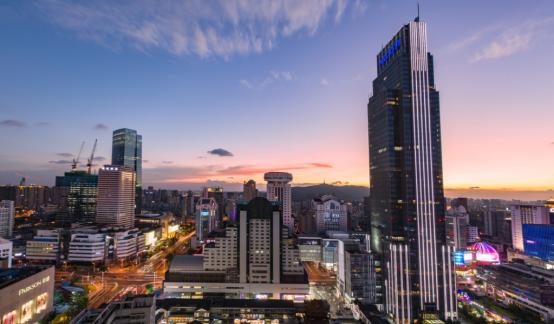 鲁政委:粤港澳大湾区的绿色发展蓝图