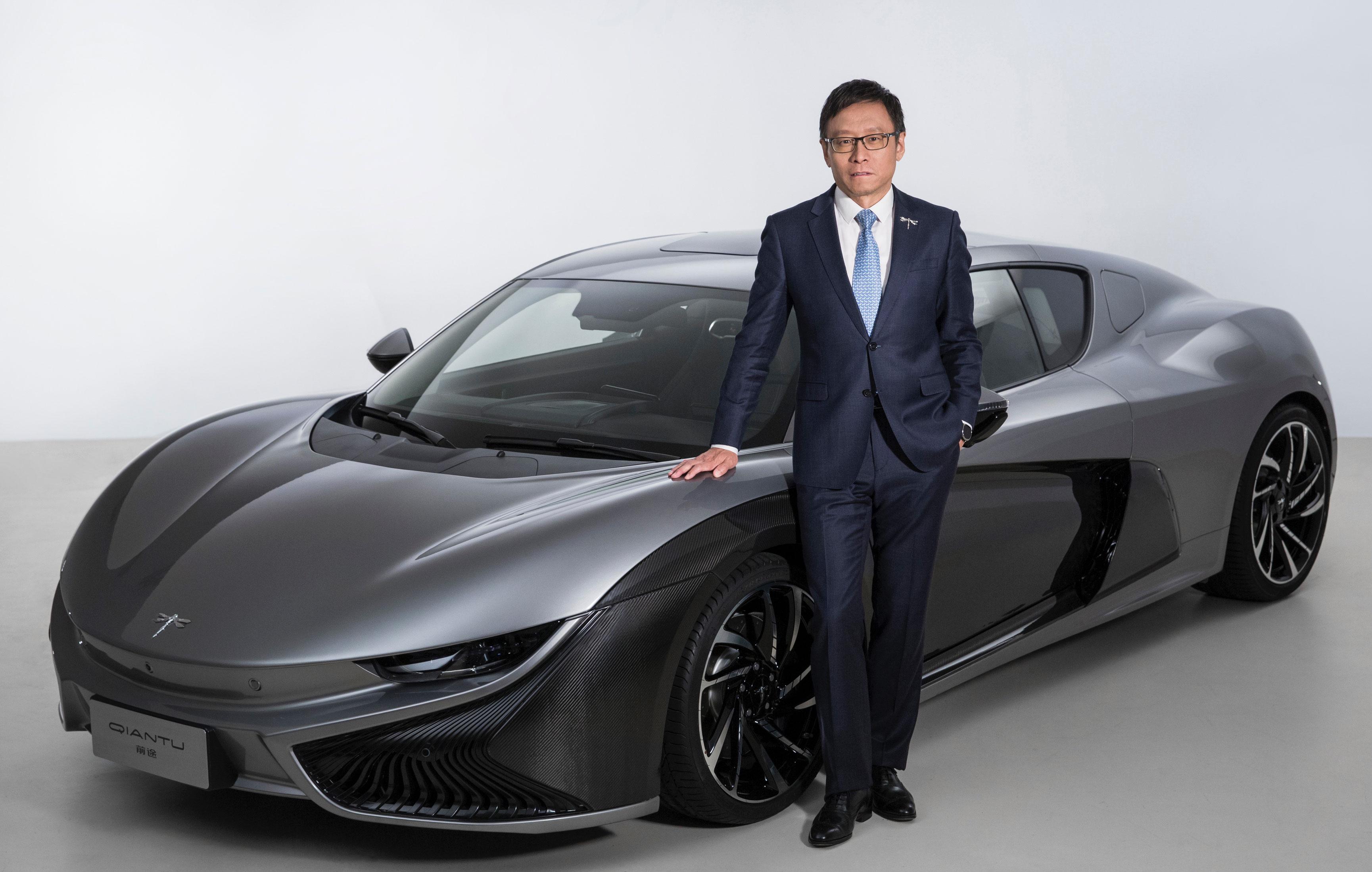 前途汽车陆群:新势力造车,拿什么跟传统PK?  大咖面对面