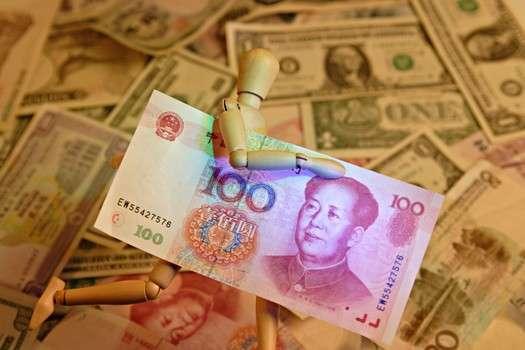 谁造就了人民币逆势走强