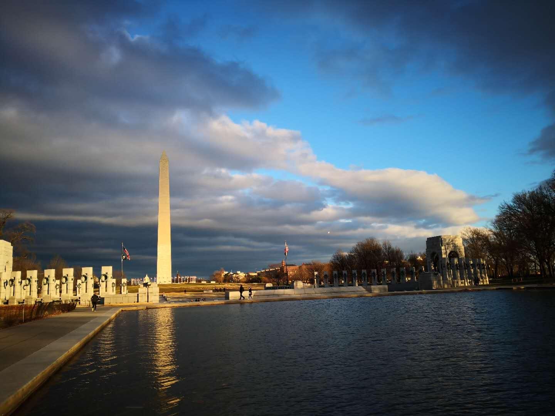穿越历史的河流——格隆走马美国新年随笔