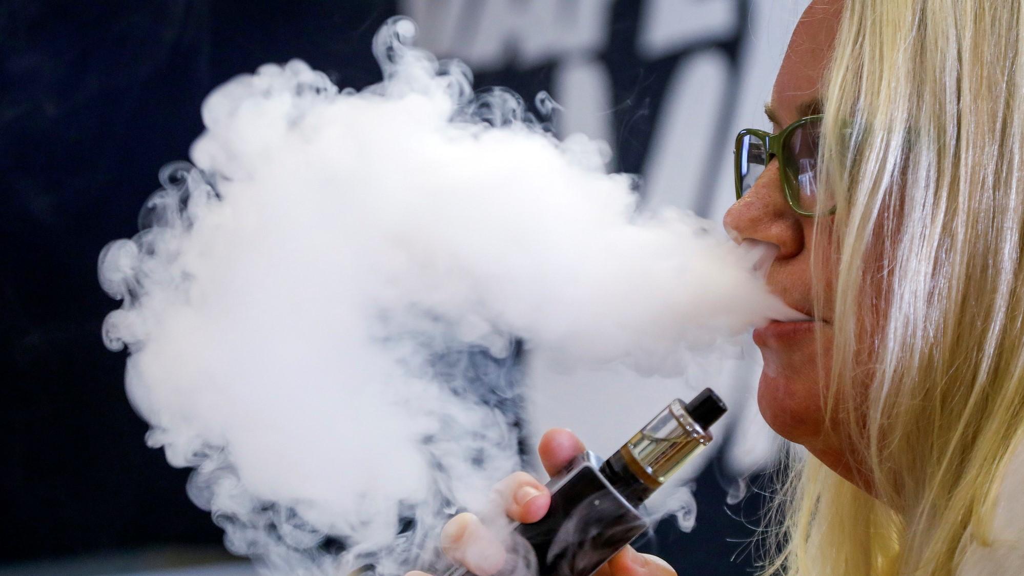 深圳拟发布电子烟禁令,千亿资本难上风口?