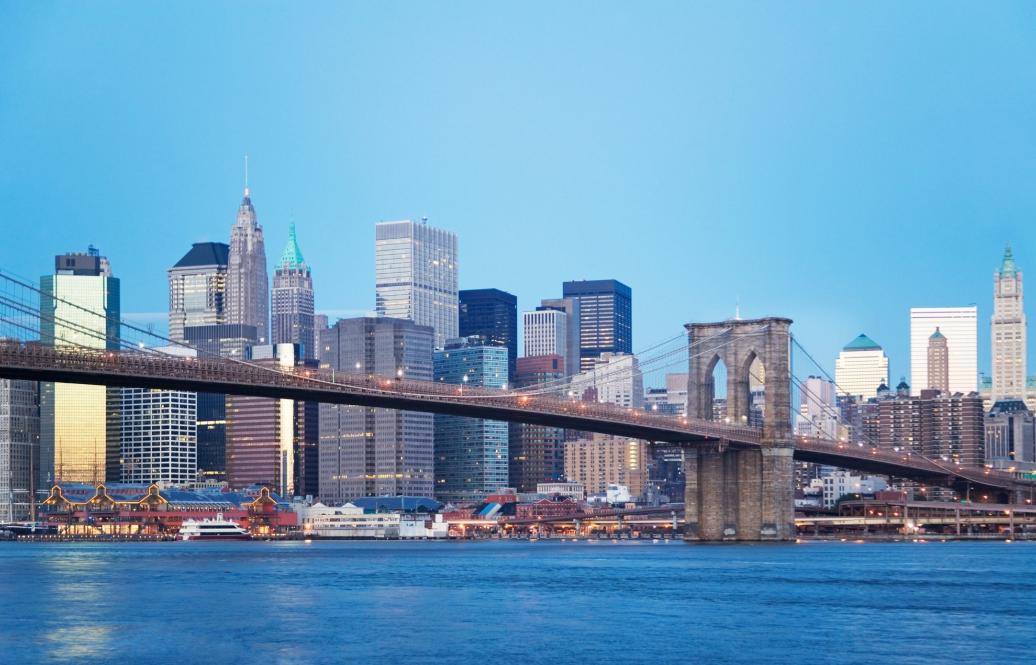 起底全球三大湾区(二)纽约湾区:金钱永不眠