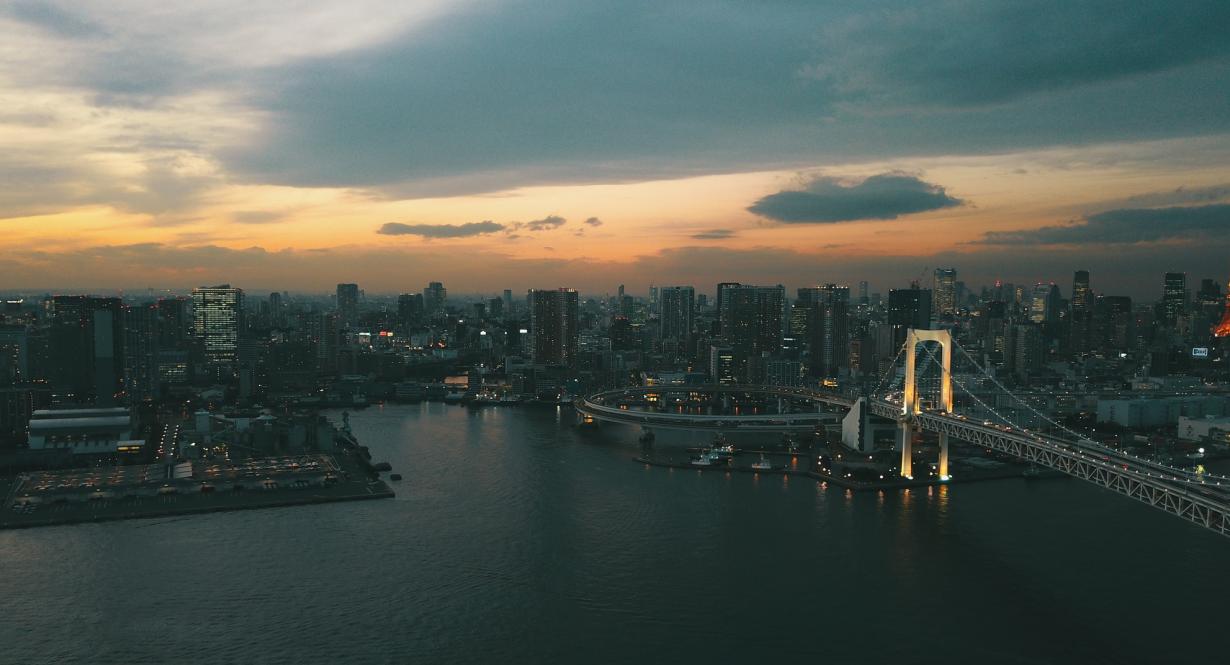 起底全球三大湾区(三)东京湾区:目标是星辰大海