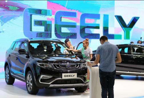 港股异动 |  吉利汽车升逾6%领涨汽车股 吉利1月份总销量创历史新高至15.84万部