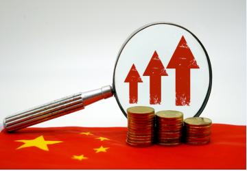 內银股普涨 中国金融数据和出口数据均远超预期