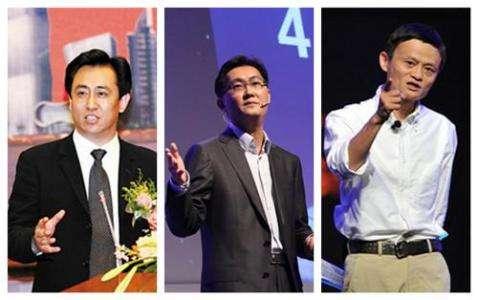 """许家印超越两位小马哥成为中国首富:托""""科技股暴跌""""的福?"""