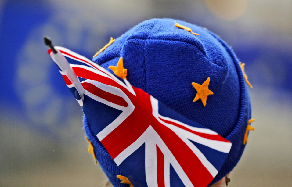 英国脱欧新进展致使英镑上涨1.1% 英国议会将投票表决新议案