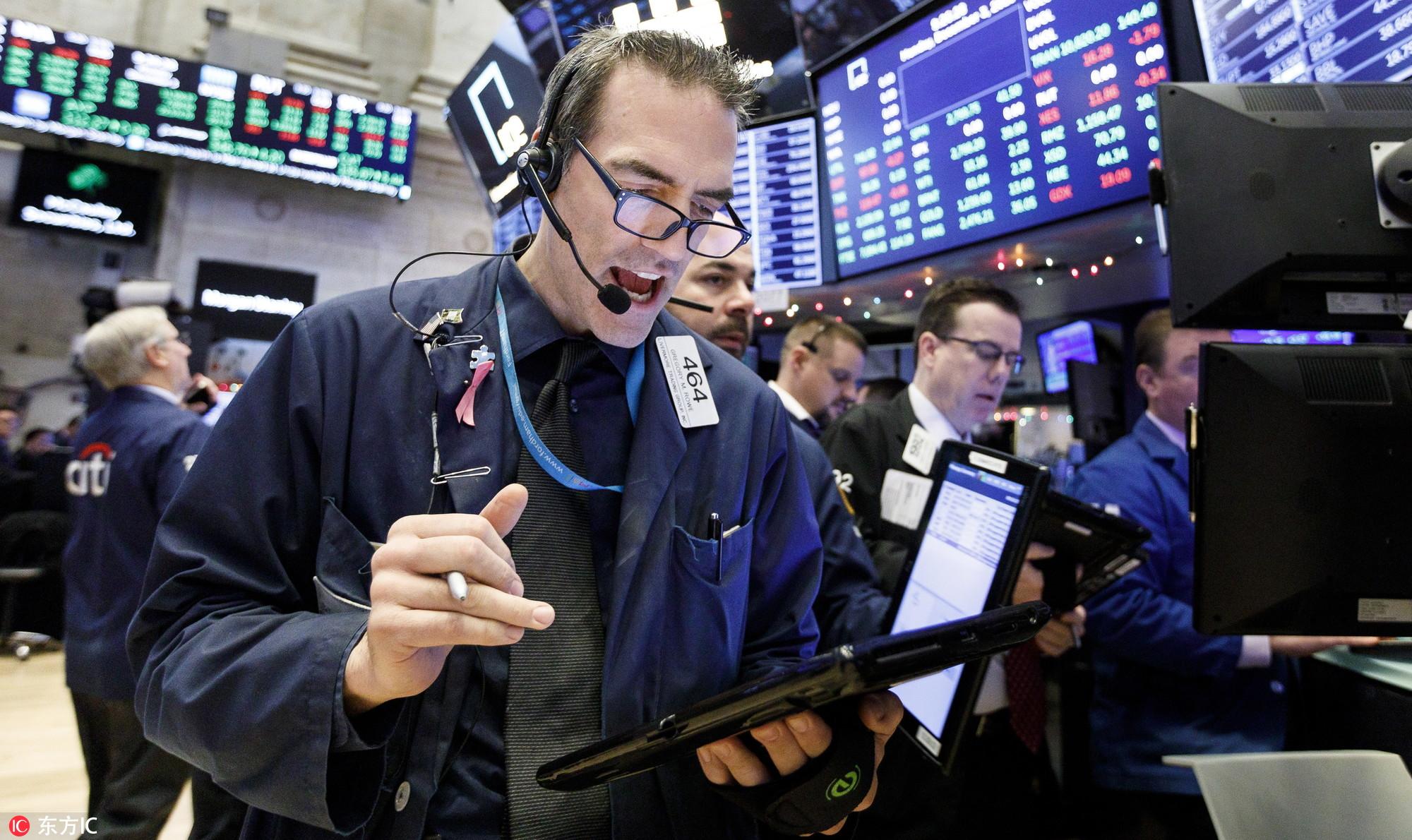 摩根士丹利:市场修正尚未结束 经济下行风险加剧