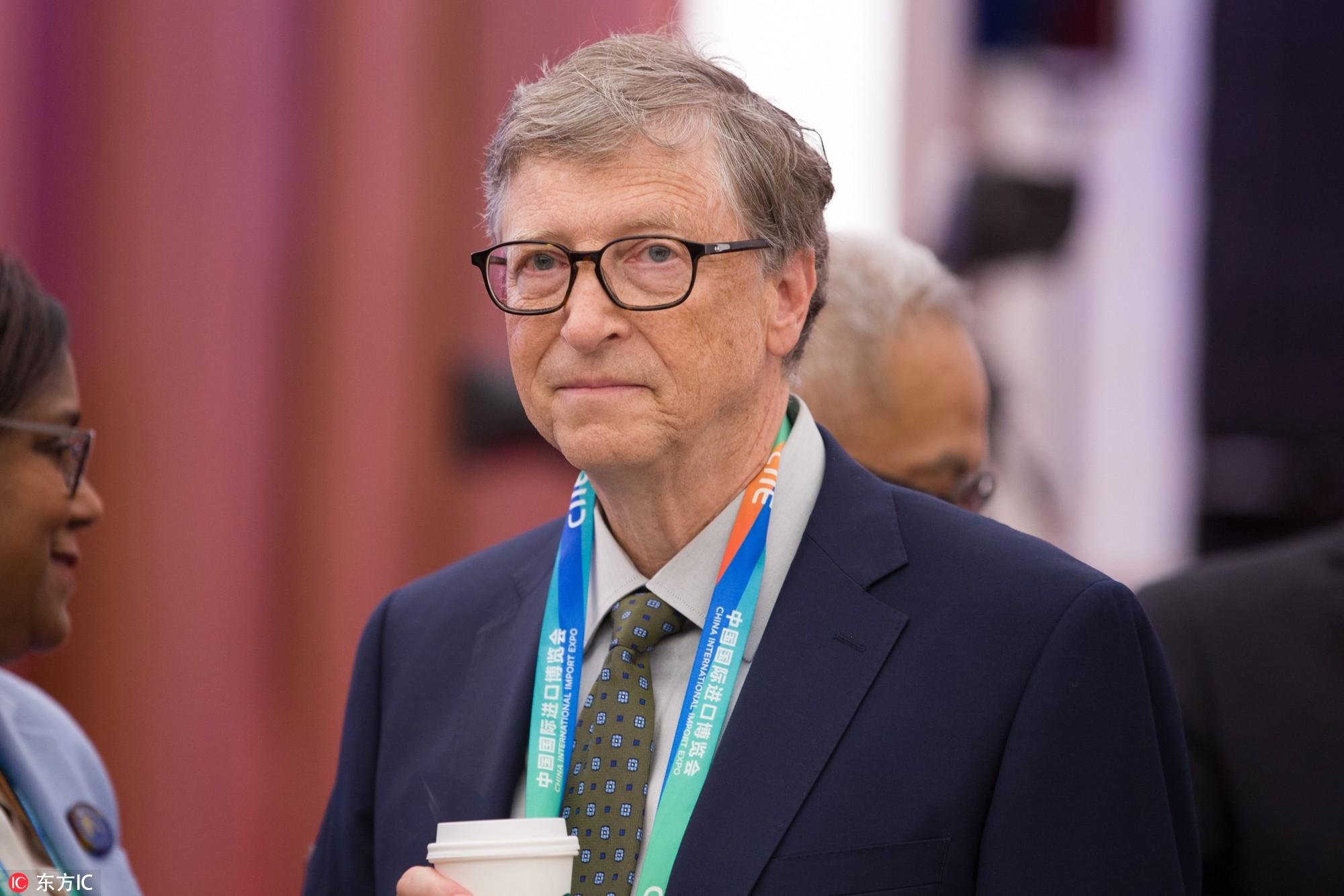 比尔盖茨与谷歌研讨人工智能与医学应用