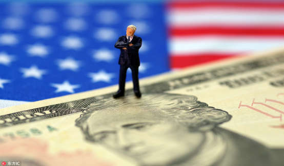 """美元与油价:被""""页岩油革命""""砸烂的""""旧锁链"""""""
