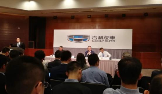 【业绩会直击】吉利汽车(0175.HK):年度业绩符合预期,市占率持续提升