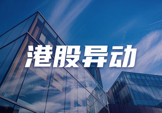 康希诺生物-B(6185.HK)大跌超8% 成交额放大至20亿港元